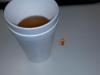 Фото: Фильтр для чая из подручных средств.