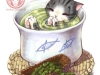 Фото: Улуновая чай-кошка.