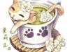 Фото: Жасминовая чай-кошка.