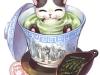 Фото: Тановая чай-кошка.