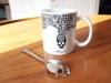 Фото: Чайная ложка «Sugar Skull Spoon».
