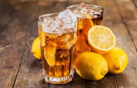 Фото: Три летних рецепта холодного чая.