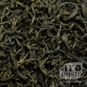 Фото: Чай «Aromisto Зеленый с молоком».