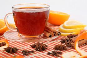 Фото: Рецепт ароматного чая.