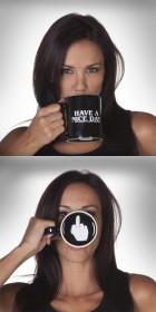 Фото: Чашка «Хорошего дня».