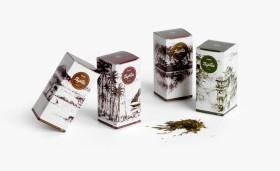 Фото: Чайные пейзажи для чайной серии «TripTea».