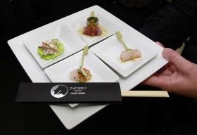 Фото: Диета из зеленого чая и сырой рыбы — секрет долголетия японок.