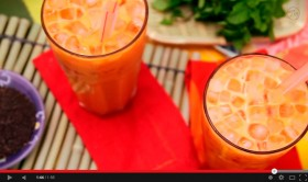 Фото: Видео-рецепт: Тайский чай со льдом.