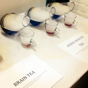 Фото:  Терапия с помощью разнообразных чайных смесей.