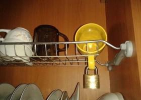 Фото: Как обезопасить чашку от коллег по работе.