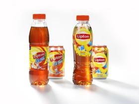 Фото: Было/Стало или обновленный дизайн «Lipton Ice Tea».